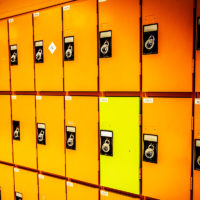 Local Northampton School - New Life for Old Lockers