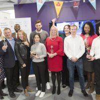 Boztech BrightSparc Digital Award Winners