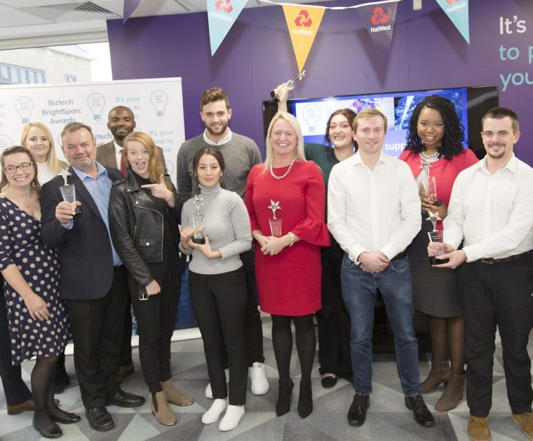 Boztech BrightSparc Digital Award Winners