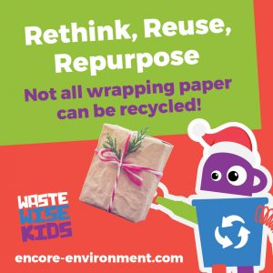 Waste Wise Kids at Christmas