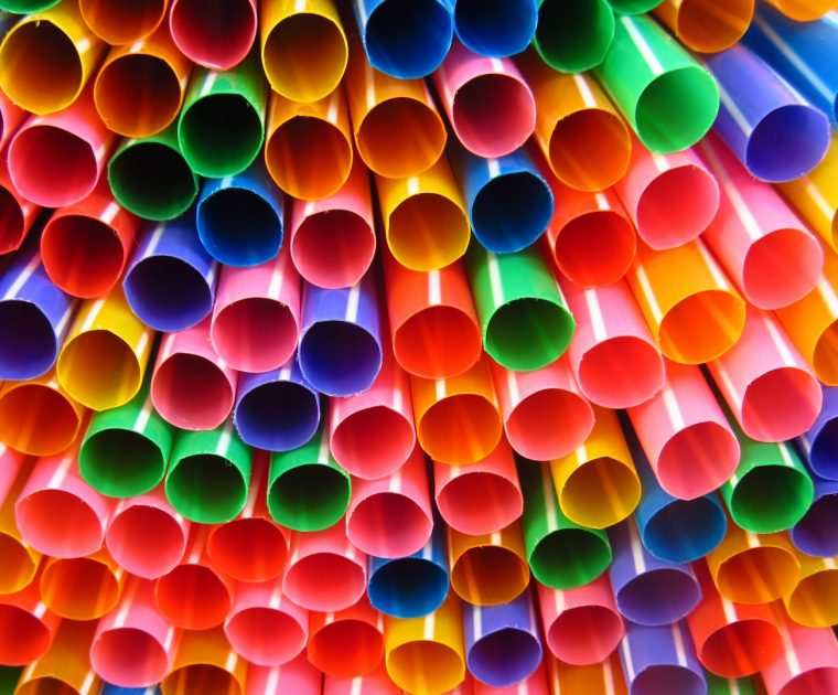 Plastics crackdown - straws